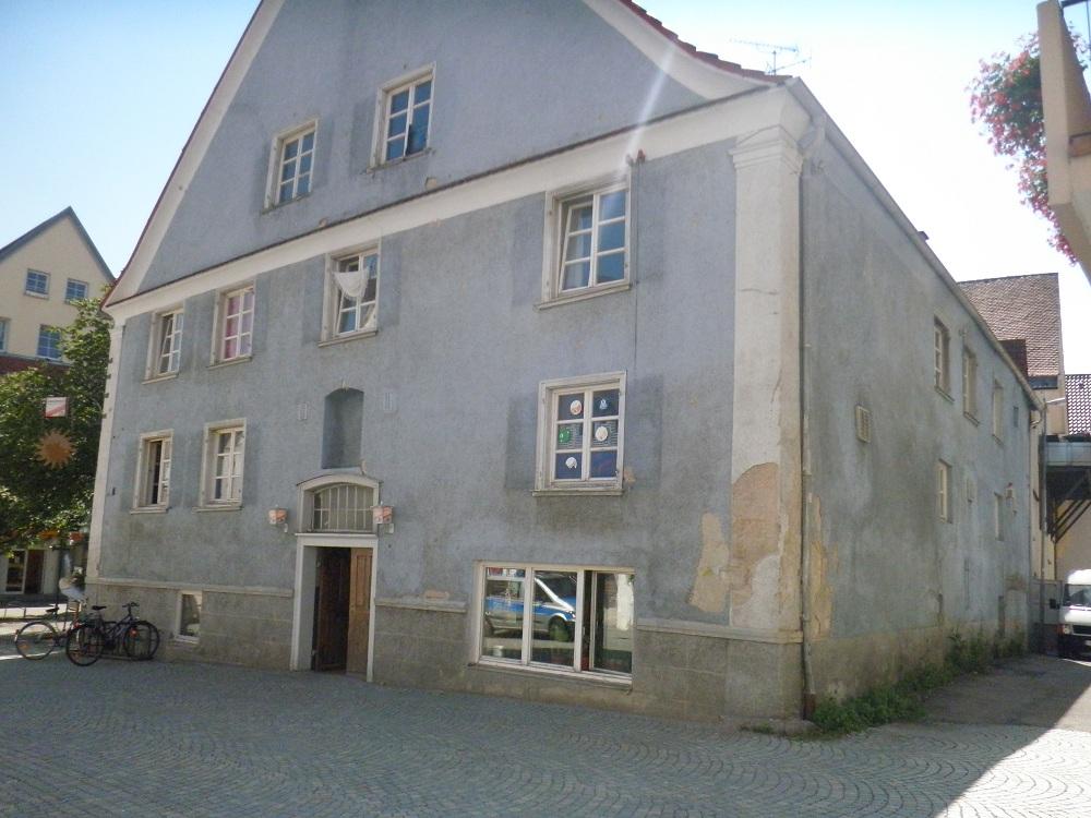 Gebäude der Bar Czardas Bad Waldsee