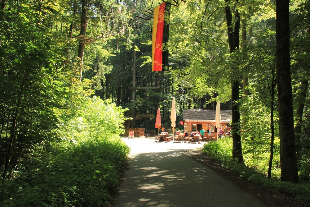 Single point bad waldsee