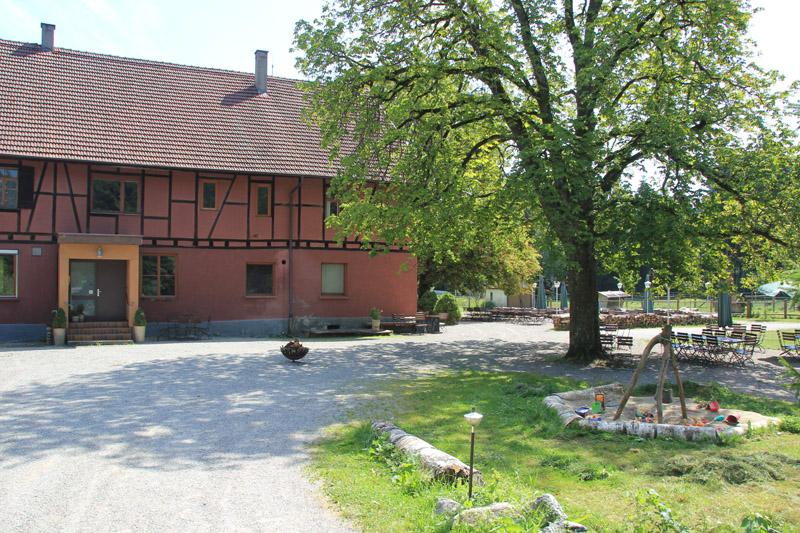 rothaus biergarten und spielplatz