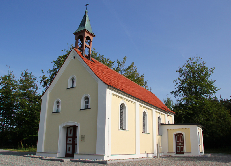 Wallfahrtskapelle St. Sebastian
