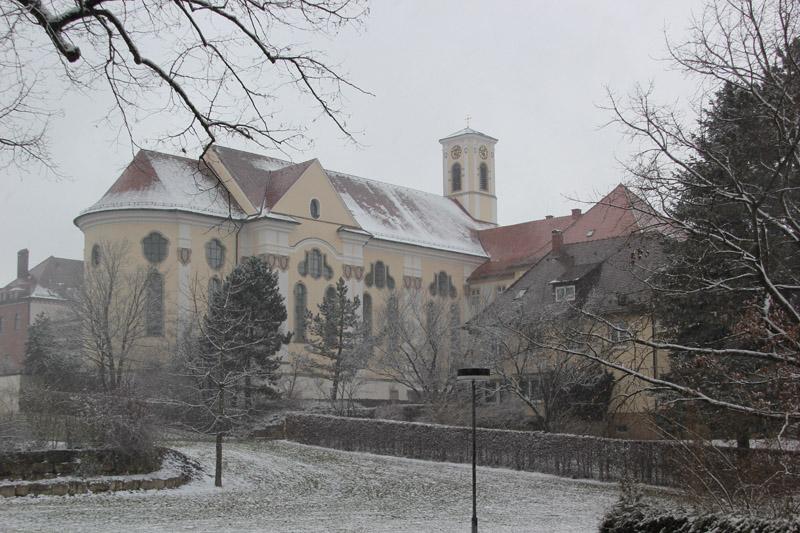 Kloster Sießen Oberschwaben