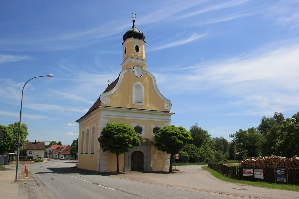 Wuhr-Kapelle Bad Buchau