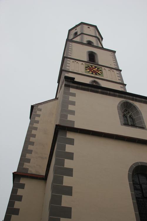 Kirchturm Biberach