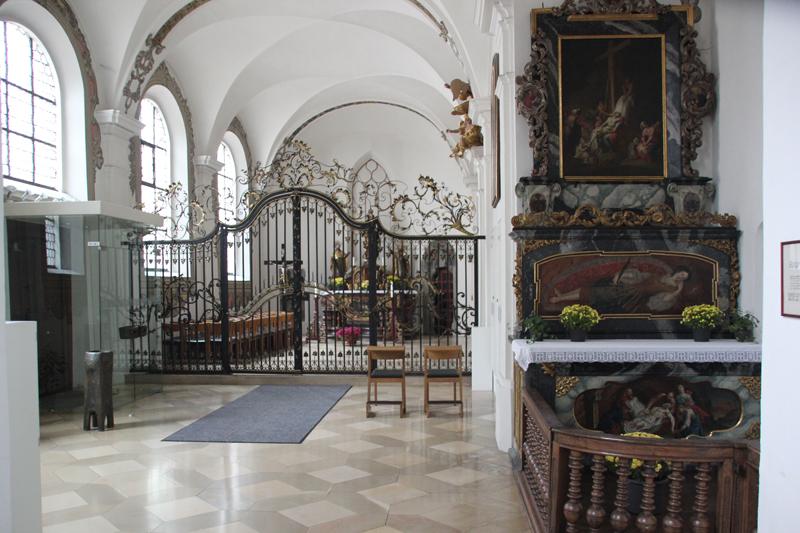 Marienkapelle Kirche Biberach