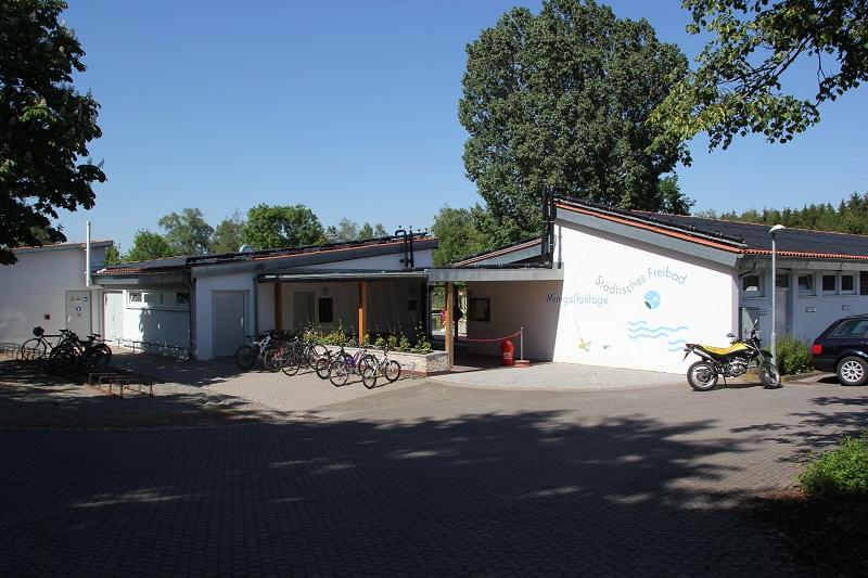 Freibad Bad Buchau