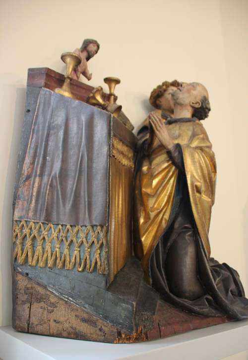 4 Messe des heiligen Papstes Gregor