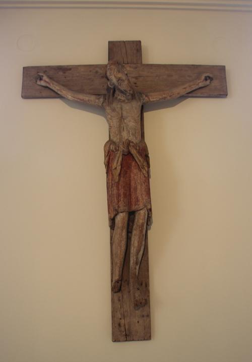 8 Christus am Kreuz