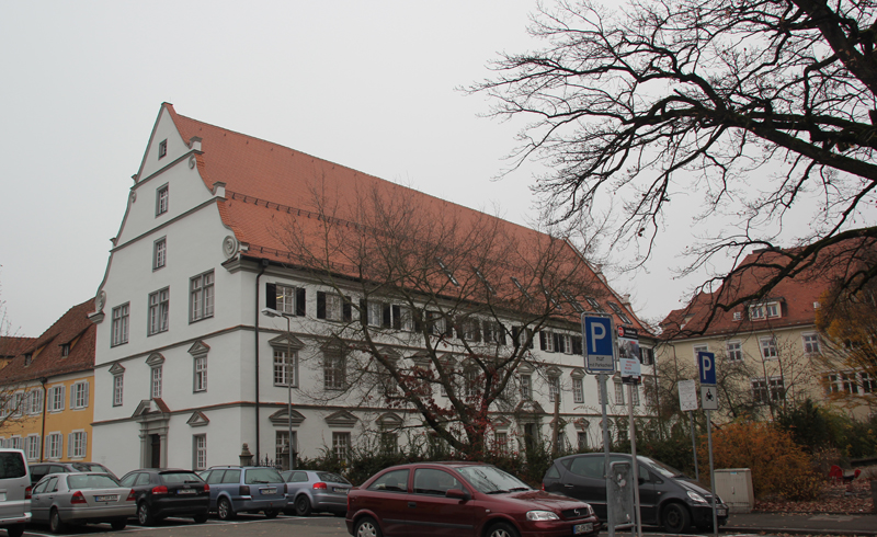 Alter Postplatz Amtsgericht Biberach