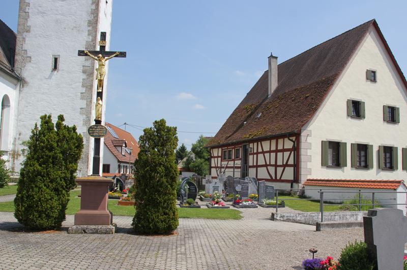 Friedhof St Michael Zwiefaltendorf