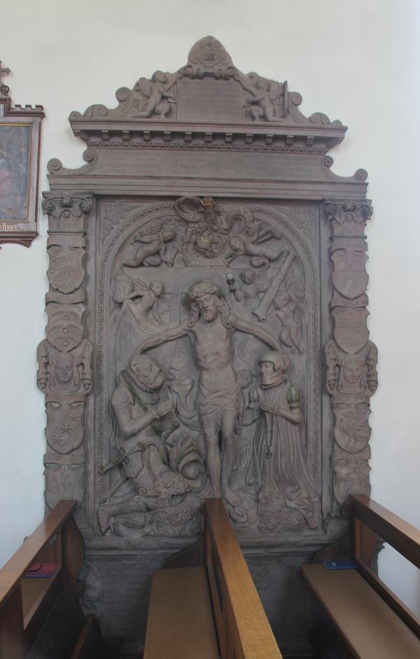 Kunstwerk Kirche Zwiefaltendorf