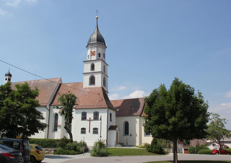 Pfarrkirche St. Maria Immaculata Unlingen