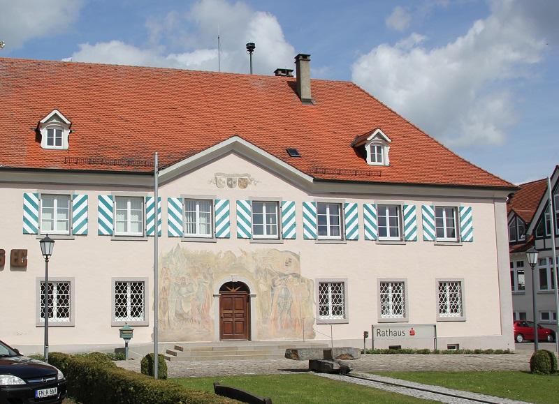Rathaus Herdwangen-Schoenach