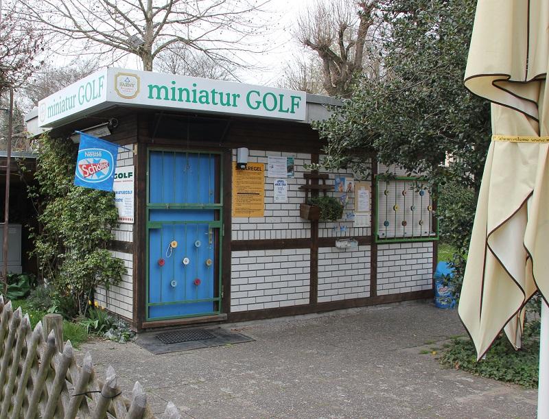 Minigolf Friedrichshafen