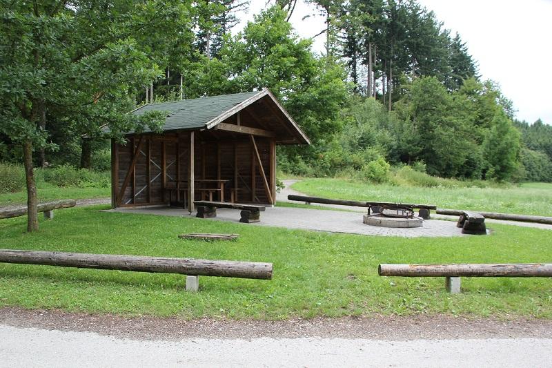 Grillplatz Kirchberg-Iller
