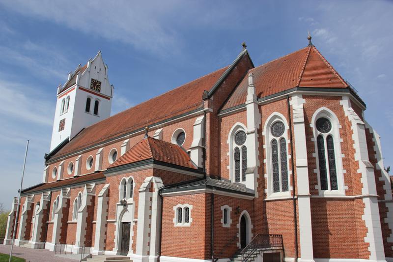 Kirche Oggelshausen