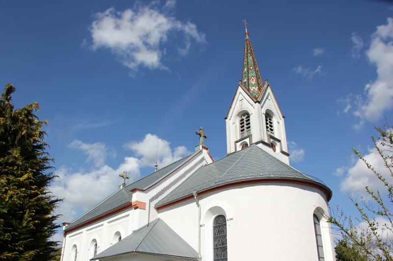 Nikolaus Kirche Schmalegg